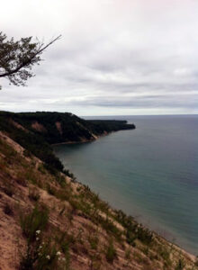 West View of Au Sable Point