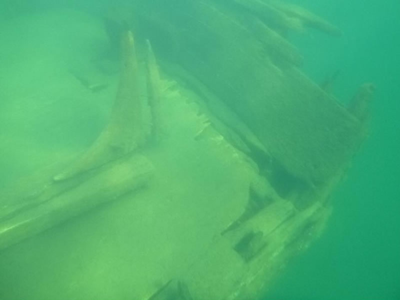 Grand Island Shipwrecks