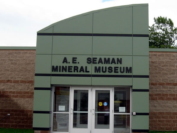 A.E. Seamen Mineral Museum