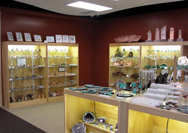 Mineral Displays
