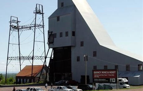 Quincy Mine and Hoist