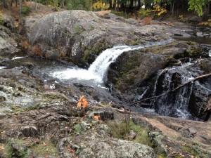 Smaller Falls
